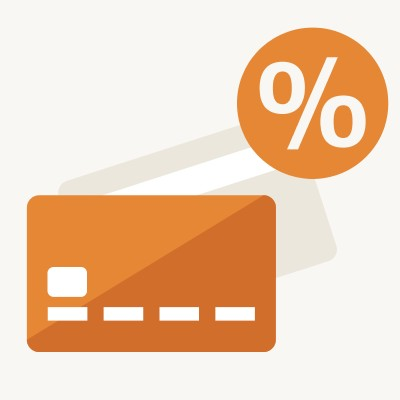 a percentage rate