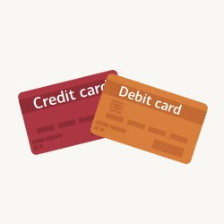 Credit Card v. Debit: What are the differences between them